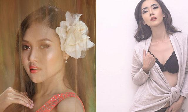 泰国女孩与菲律宾女孩