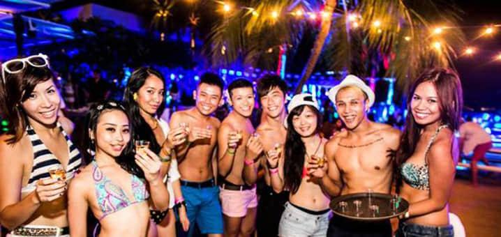 2019越南、泰国等东南亚地区夜生活行业术语大全
