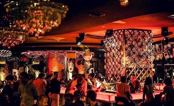 河内的越南夜生活夜店推荐-Camelia Lounge