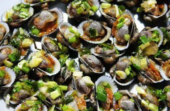 越南当地海鲜